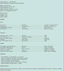 Sample Dance Resume For Audition by 50 Best Acting Tips Images On Pinterest Acting Tips Musical