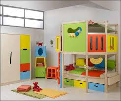 chambre enfant lit superposé décorer une chambre avec lit mezzanine pour enfant façon feng shui