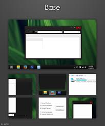 windows 8 visual styles