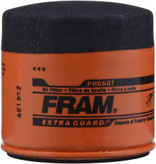 fram ph6607 extra guard passenger car spin on oil filter oil