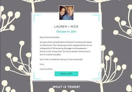 gift registry for weddings the new non awkward way to ask for wedding gifts