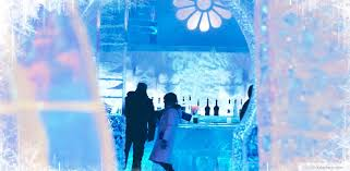Hotel De Glace Canada Hotel De Glace Ice Hotel In Quebeck Canada Gives You Ultimate