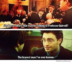 Professor Snape Meme - here are the first and last mentions of severus snape say percy