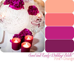 Purple And Orange Color Scheme Color Palette Sweet And Lovely Life