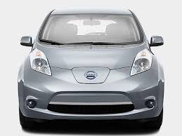 nissan california current ev