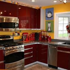 mustard yellow kitchen decor http avhts com pinterest