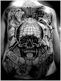 35 bad evil tattoo designs