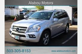 mercedes portland or used mercedes gl class for sale in portland or edmunds