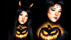 halloween personification makeup tutorial 31 days of halloween