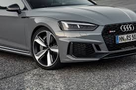 sporty audi 2018 audi sport rs 5 coupe drive review a go anywhere grand
