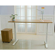 Electric Adjustable Desk by China 2 Legs 2 Motors Electric Height Adjustable Desk From Wuxi