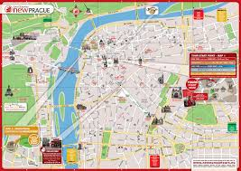 map brussels maps update 21051488 prague tourist attractions map