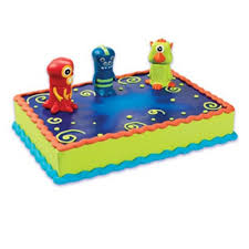 silly monsters cake decorating set walmart com