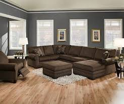 painting color ideas unique brown chairs for living room home