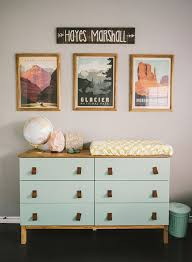 mid century changing table 28 changing table and station ideas that are functional and cute
