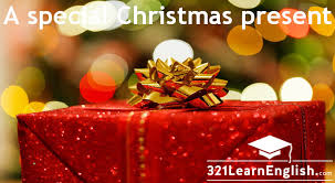 a special christmas 321 learn reading a special christmas present level