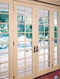 Double Glass Door by Sliding Glass Door Replacement Options