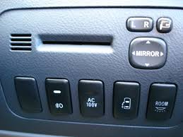 is toyota japanese what is this box card reader in my japanese import car