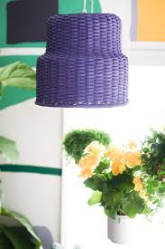 Ikea Lighting Hacks by 15 Of The Most Unique Ikea Lamp Hacks Pillar Box Blue