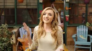 talking style with peyton list on the set of bunk u0027d disney style