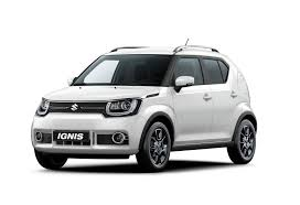 suzuki ignis pumps up the crossover vibe at paris and s cross