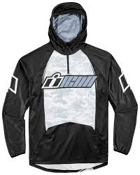 icon single stack hoody revzilla