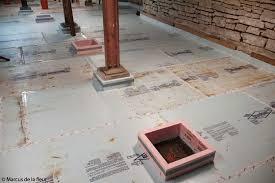 Basement Floor Insulation Bond Reshaping Our Footprint