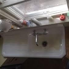 antique farmhouse sink cast iron vintage antique farmhouse sink white porcelain cast iron 5218 sink