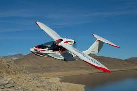 hibious light sport aircraft test fly an icon a5 hibious sport aircraft in this new video