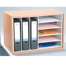File Desk Organizer Buy Multi File And Paper Desktop Organiser Tts International