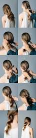Simple Girls Hairstyles by 12 Simple U0026 Easy Hairstyles For Girls Who Are Always In A Hurry