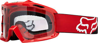 fox motocross goggles sale 100 fox air space red goggles excite motorsports