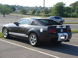 mustang louver rear louvers abs or aluminum the mustang source ford