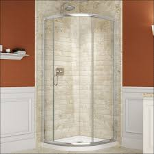 bathrooms free standing shower stalls at home depot one piece