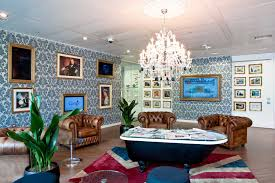 google interior design google award winning office design peldon rose