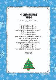 christmas song oh christmas tree christmas lights decoration
