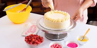 cake decorations defining types of cake icing
