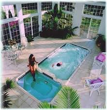Swimming Pool Backyard by 40 Best Swim Spas Images On Pinterest Backyard Ideas Lap Pools