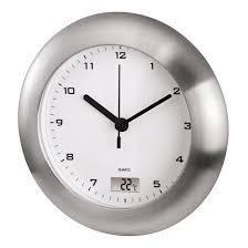 Small Bathroom Clock - terrific bathroom wall clock 122 waterproof bathroom wall clock