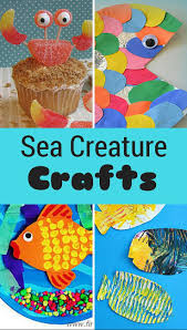 best 25 sea creatures crafts ideas on pinterest sea creature