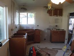 the layout of kitchen cabinets and design