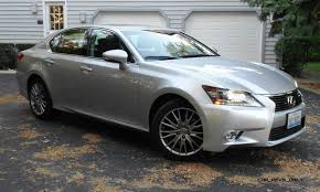 tires lexus gs 350 awd road test review 2014 lexus gs350 awd is quick and balanced with