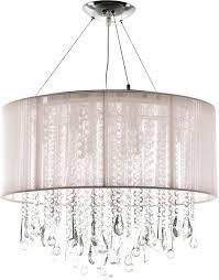 Halogen Pendant Lights Halogen Pendant Light Avenue Lighting Taupe Silk String Finish