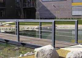 treppen im au enbereich stahlgeländer kabel für außenbereich für treppen cydlimit