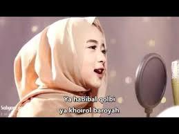 Ya Habibal Qolbi Ya Habibal Qolbi Sabyan Gambus Home Karaoke Chords Chordify