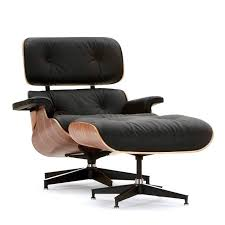 Century Two Position Lounge Chair With Ottoman For Sale At Stdibs - Design within reach eames chair