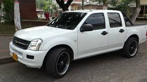 isuzu dmax 2007 chevrolet luv d max 2006 youtube