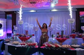 sweet 16 venues princess manor catering party packages wedding sweet 16