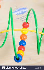 a children u0027s interactive puzzle toy in the waiting room at a
