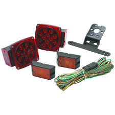 haul master 95974 led trailer light kit 38 research
